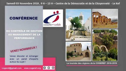 Conférence : Du Contrôle de Gestion au Management de la Performance