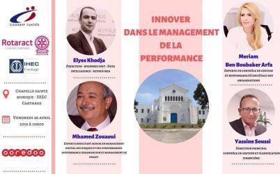 Matinée débat : Innover dans le management de la performance