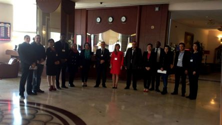 Conférence : Synergie, Contrôle de gestion, Audit internet et Gouvernance